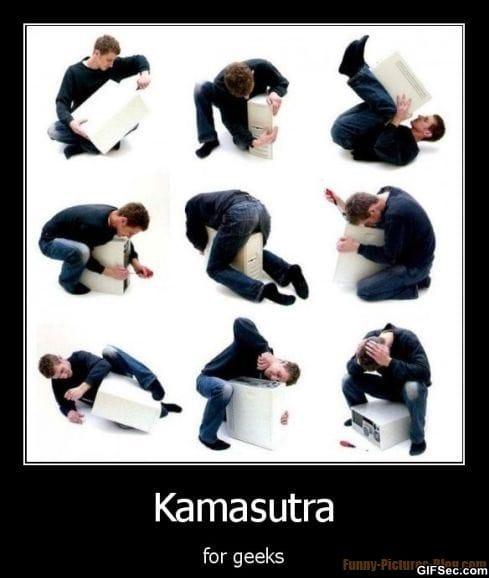 Cool Viral Videos: Kamasutra For Geeks