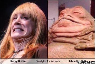 Totally Looks Like Jabba The Hutt
