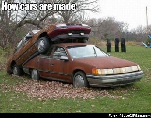 How cars are made