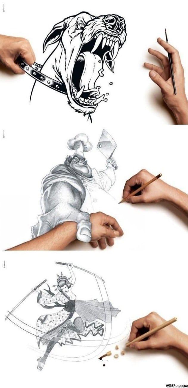 amazing-drawings