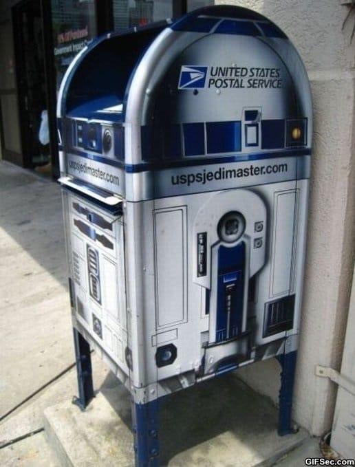 awsome-postbox