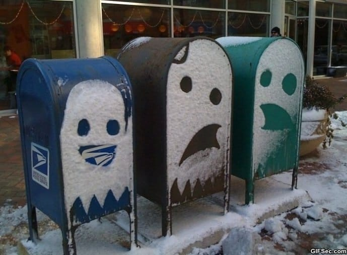 ghost-rubbish-bin