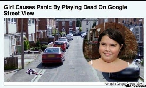 girl-playing-dead-on-google-street-view