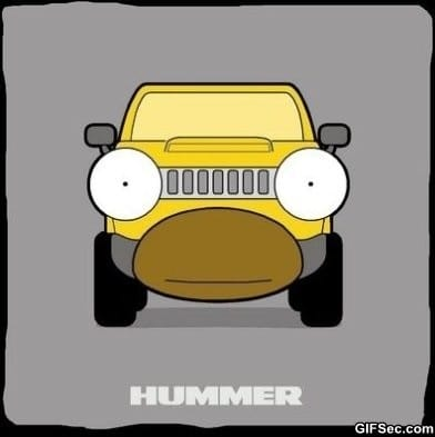 hummer-simpson
