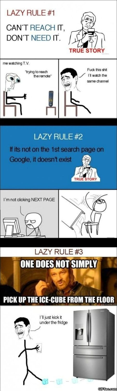 lazy-rules