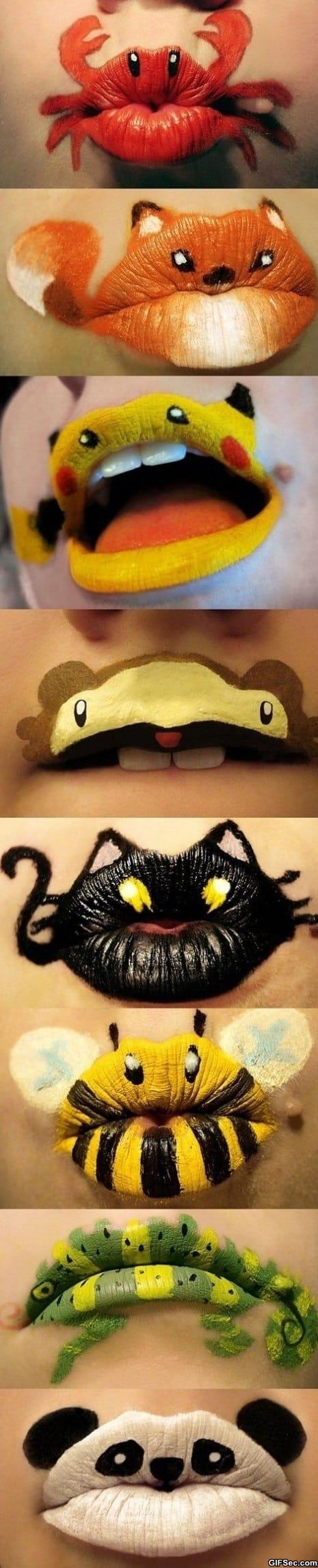 lips-art