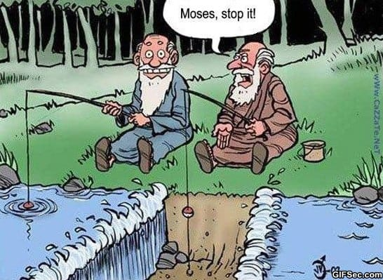 moses-and-trolling