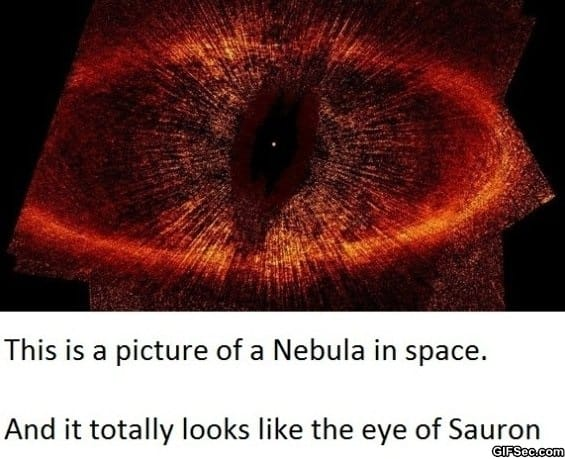 nebula-in-space