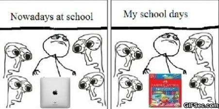 school-days