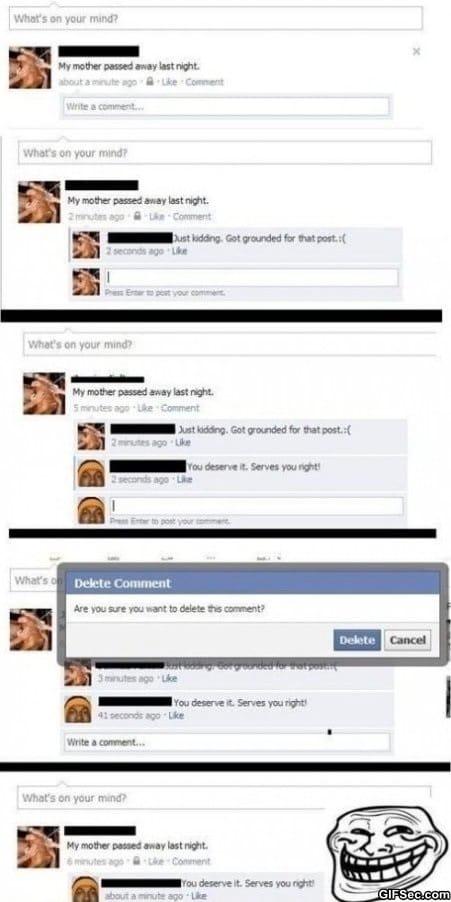 trolling-on-facebook