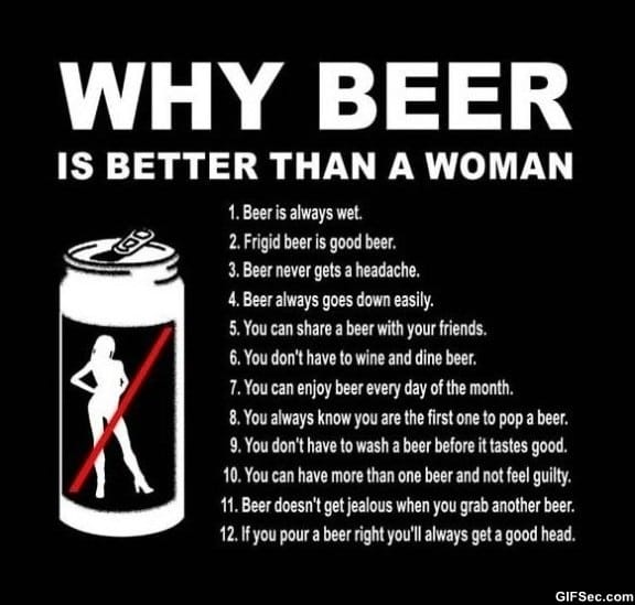 why-beer-is-better-than-woman
