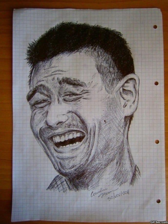 yao-ming-fan-art
