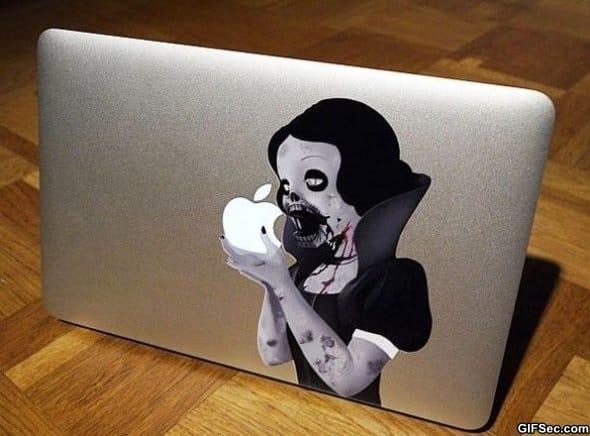 zombie-sticker-on-mac