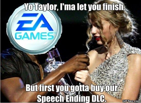 EA be like