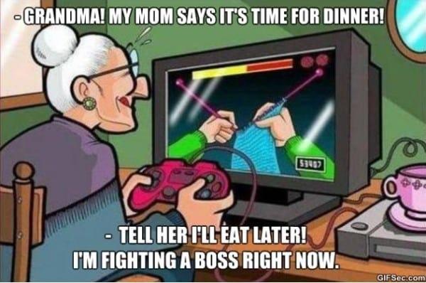 Funny Boss fight MEMES