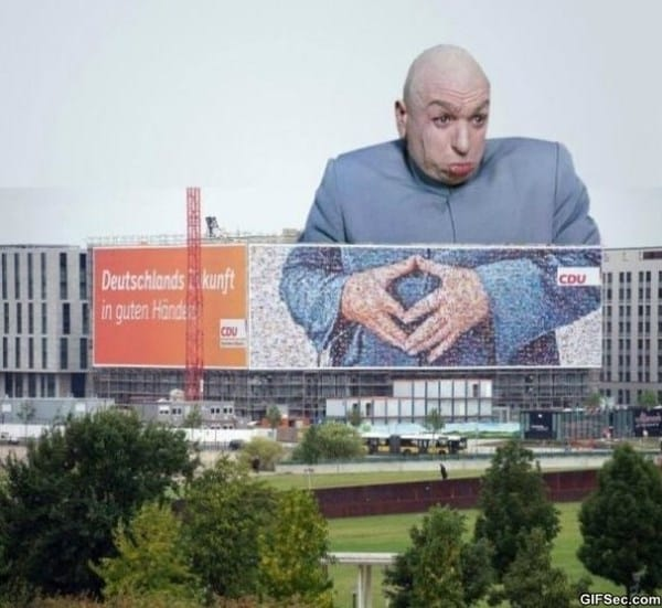 Funny Campaign In Germany Trolling MEMES