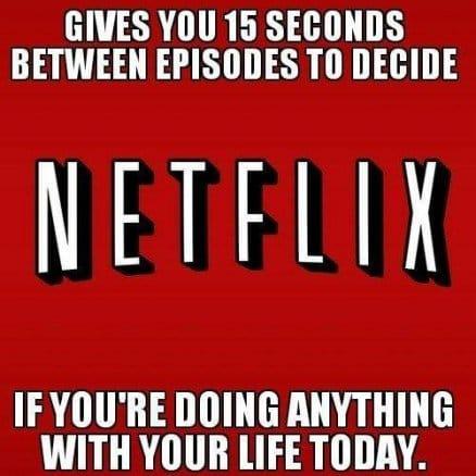 Netflix cares
