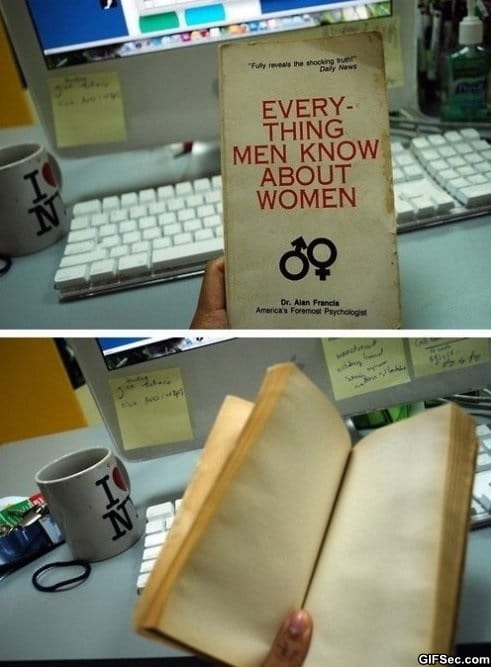 everything-men-know-about-women