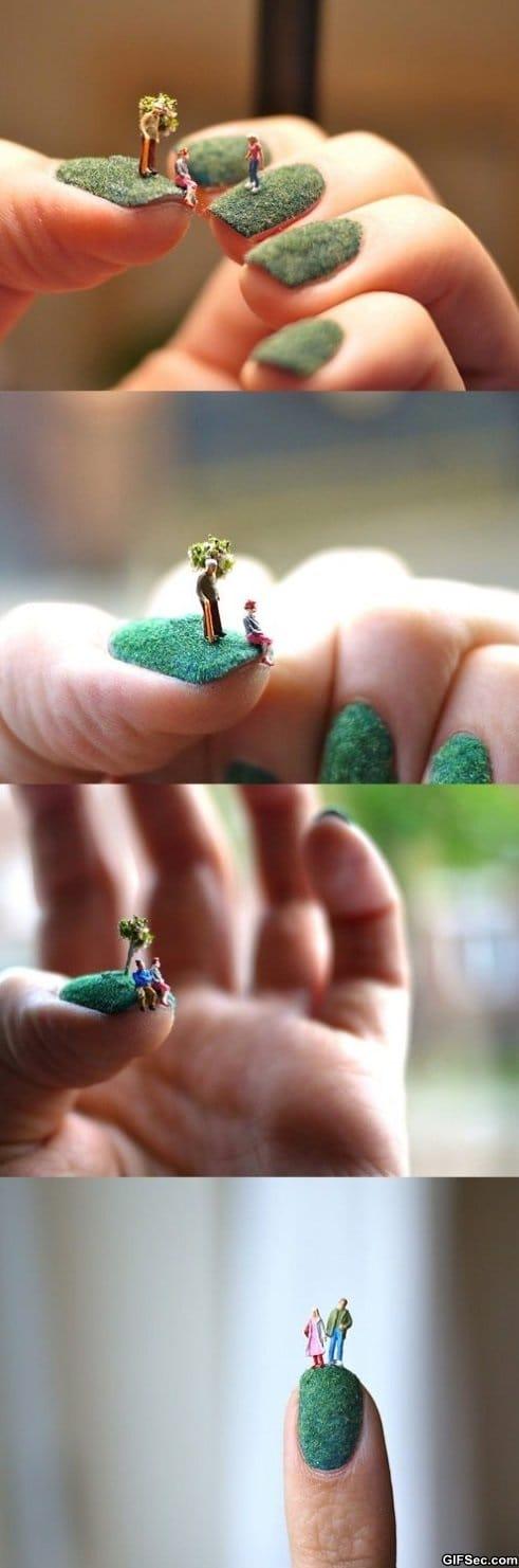 fingernail-art