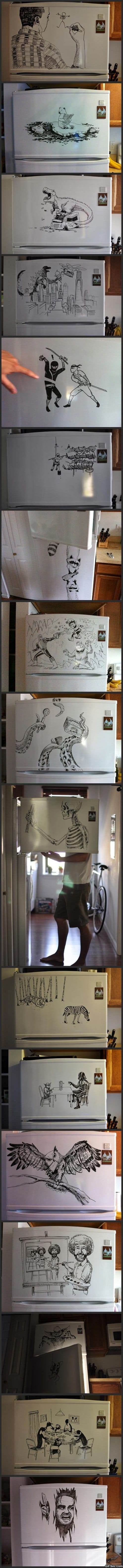 freezer-art