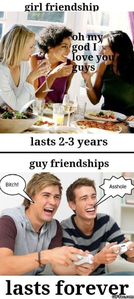 friendship-men-vs-women
