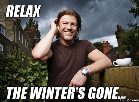 Funny Memes For Winter : Funny winter is coming winter is gone viral viral videos