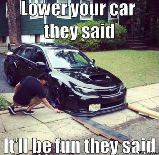 funny-humor-lowed-car-lol