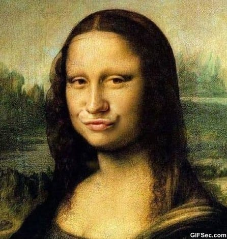 funny-pictures-if-the-mona-lisa-were-painted-today