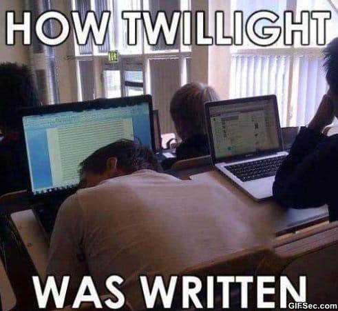 how-twilight-was-written
