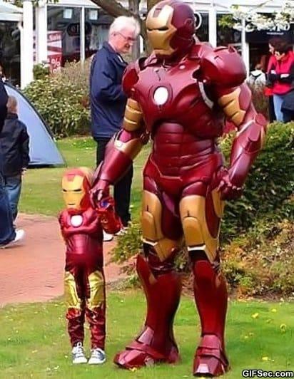iron-parenting