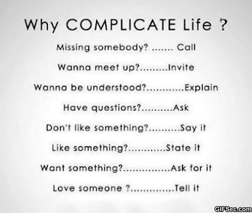 life-is-simple