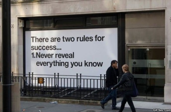 rules-for-success