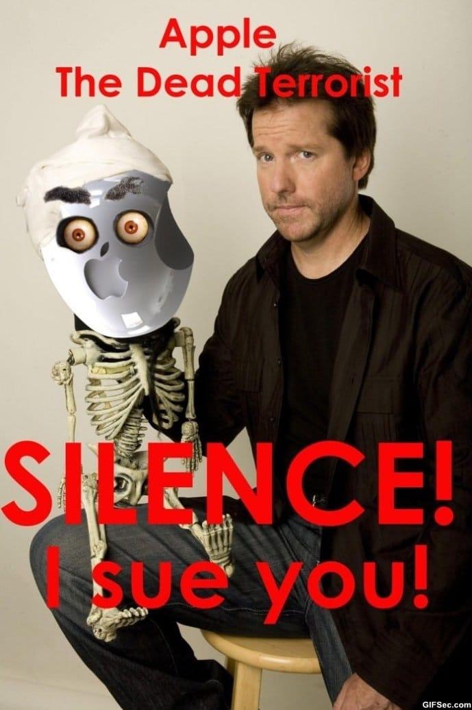 silence-i-sue-you