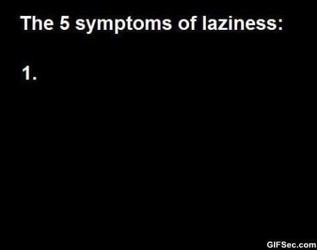 symptoms-of-laziness