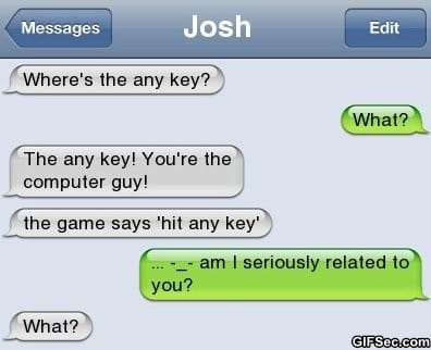 text-message-the-any-key