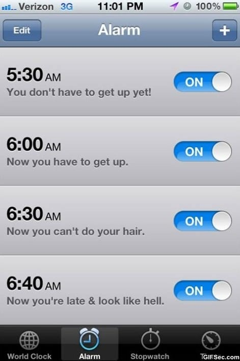 the-alarm