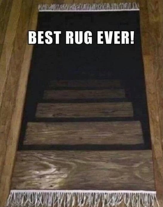 Funny Best Rug Ever Funny Pictures Meme Jokes