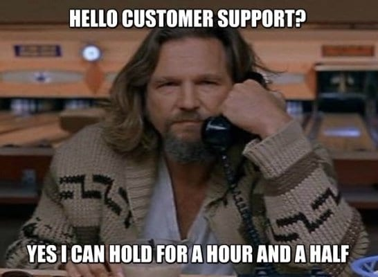 Image result for customer support meme