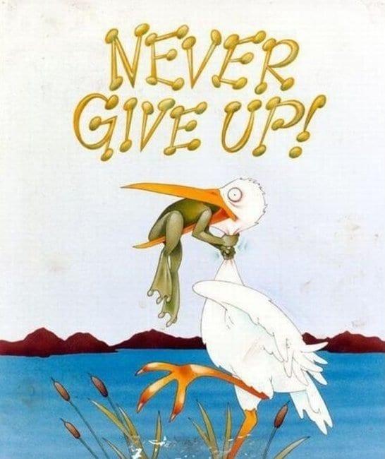 MEMES 2014 Never Give Up memes 2014 never give up