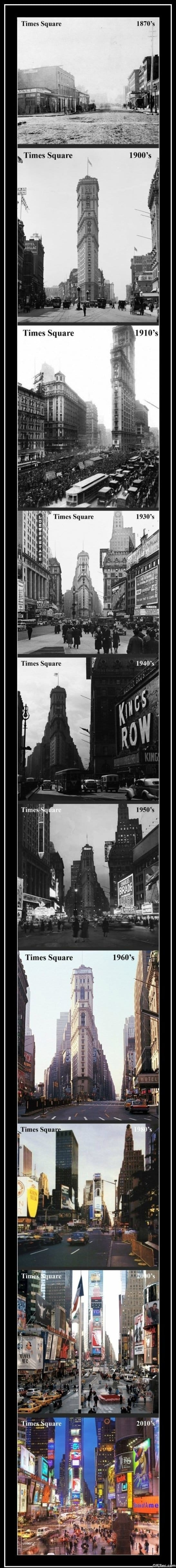 times-square-over-the-years-meme