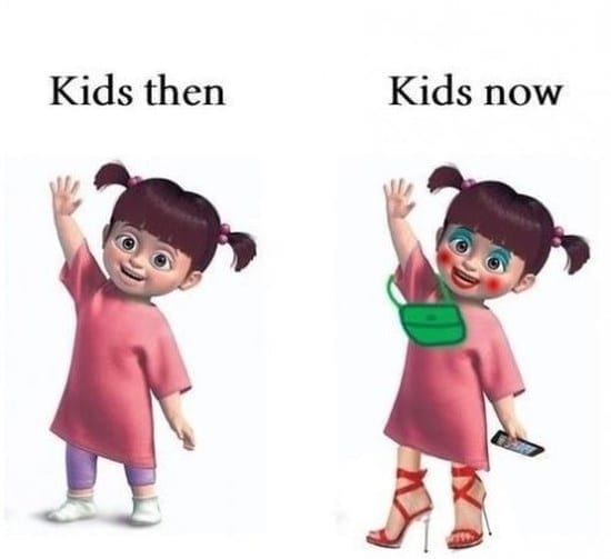 kinds-now-and-then