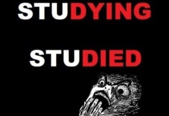 studying-vs-studied
