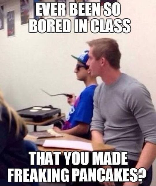 Bored in class - Viral Viral Videos