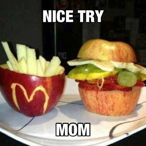 Health concious moms