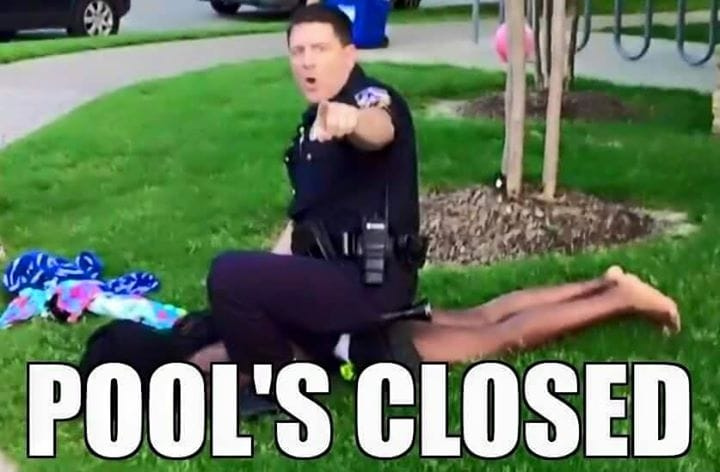 Pools closed pool's closed viral viral videos,Pools Closed Meme