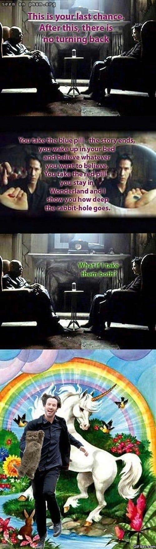 matrix funny