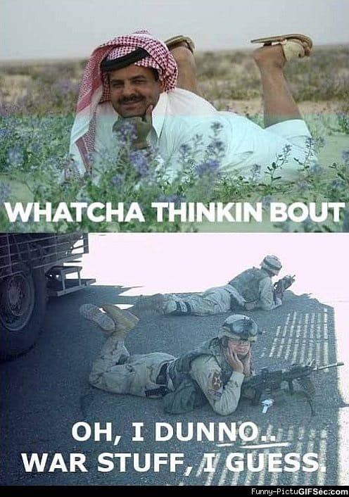 funny thinker MEMEs