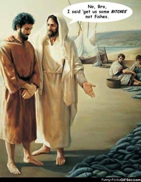 FUNNY JESUS SUPRISE