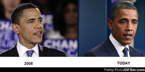 obama_ _now_and_then funny pictures blog best funny pictures, memes and gif page,Obama Before And After Meme