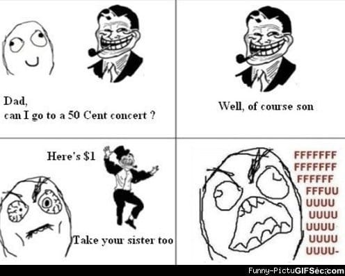 ... More troll dad rage comics meme lol memes funny troll comics